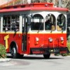 City Suspends Lunchtime Trolley Service