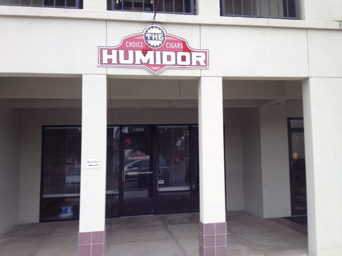 Market District Gets The Humidor