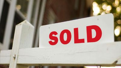 February Existing Home Sales Increase