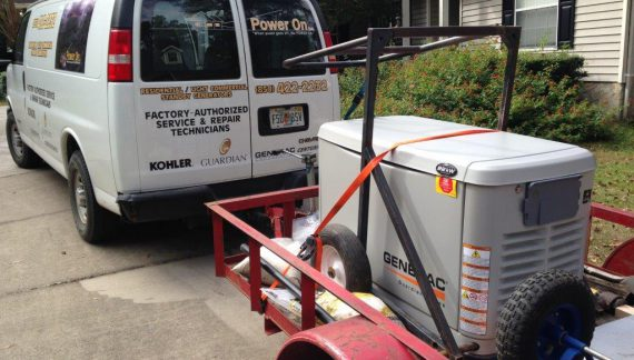 Locally Owned Business, Power On, Helps You Power Up