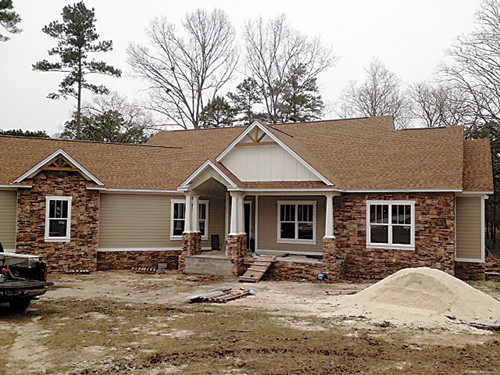 Single-Family New Construction Down in February
