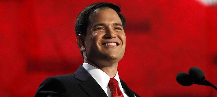 Envying Marco Rubio