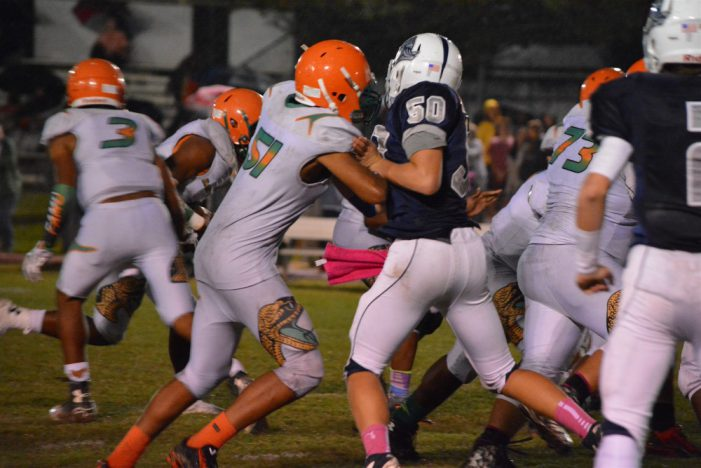 Maclay Seals First Win, Defeats District Opponent FAMU High 7-6