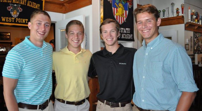 Updated: Three NFC Students Interview for Service Academies