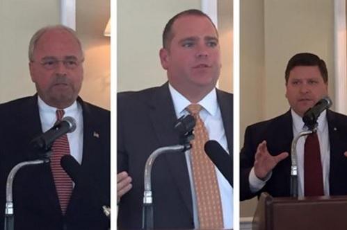 Sean Desmond Endorses Pete Williams in State Attorney Race