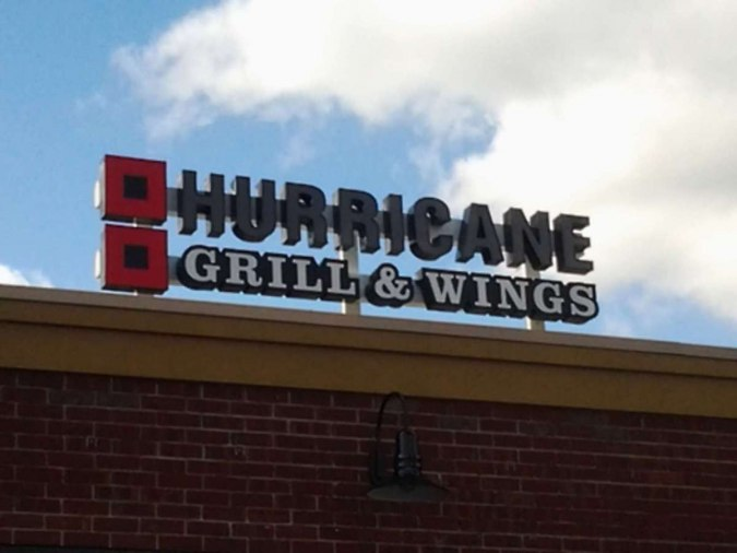 Chillin' At Hurricane Grill & Wings