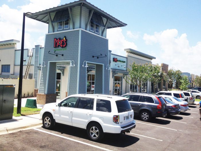 Moe's Southwest Expands to Bannerman Crossings