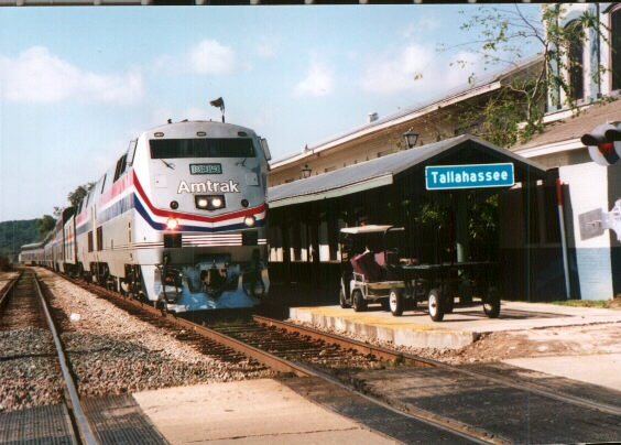 Tallahassee Amtrak Gets Support from Unlikely Group….Republicans