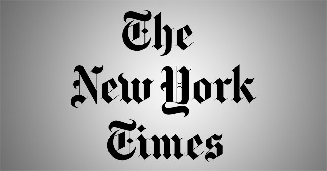 Stewart's Blog: The New York Times and Deceptive News