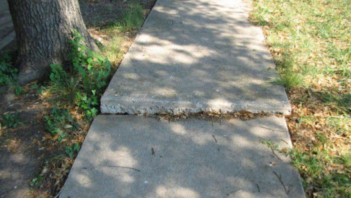 Report: City Under Funding Street Maintenance, Over 15,000 Trip Hazards On Sidewalks