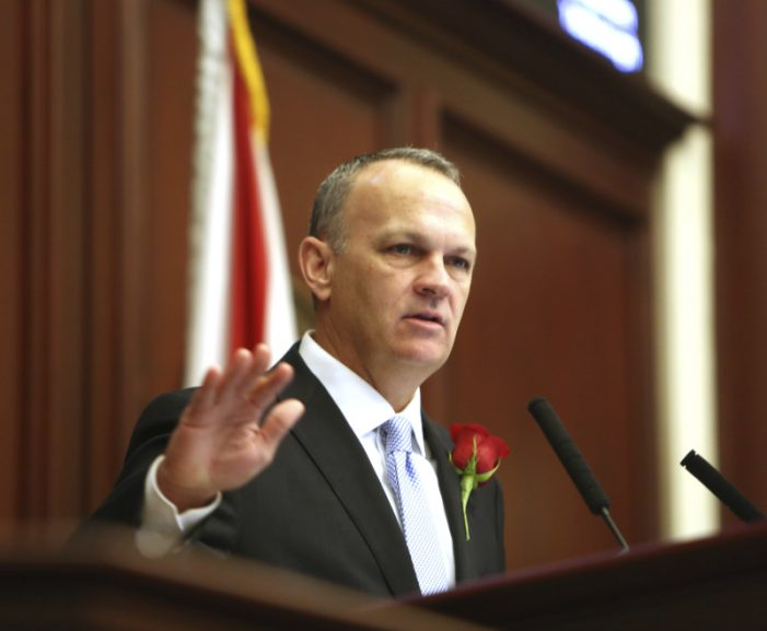 """Speaker Corcoran tells local officials to """"put your big boy pants on"""""""