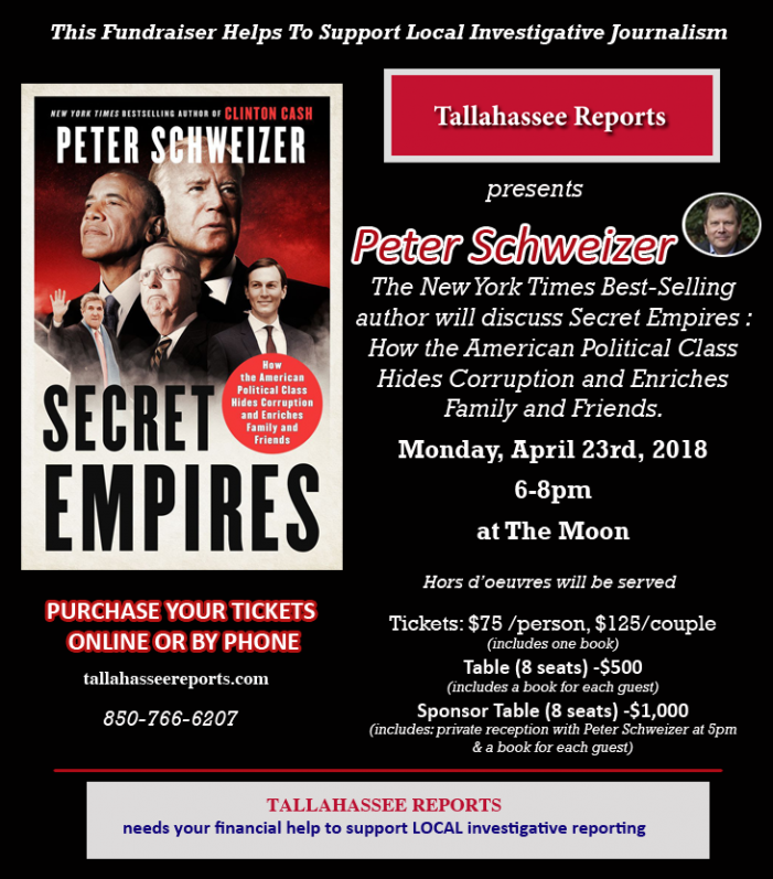 Peter Schweizer Event