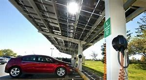 City Seeks State Grant for Solar-Powered Charging Stations