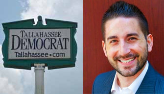 Tallahassee Democrat Promotes Dustin Daniels Video, Ignores Jeremy Matlow's Efforts