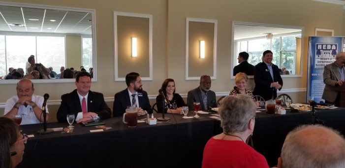 Public Trust, Ethics Dominates NEBA Mayoral Debate