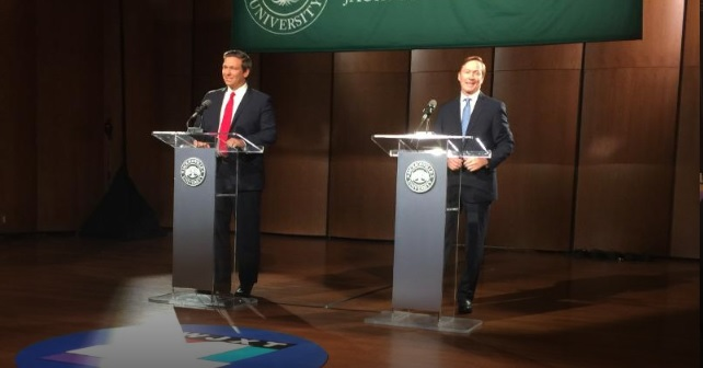 DeSantis, Putnam Use Final Debate to Lob Charges