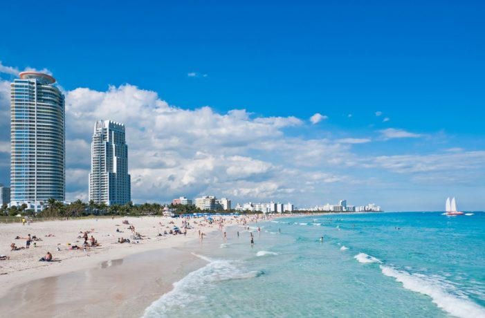 Florida Tourism Numbers Up in First Half of Year