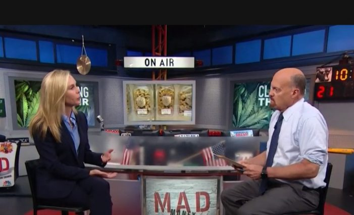 "Trulieve CEO Kim Rivers Appears on CNBC's ""Mad Money"" with Jim Cramer"