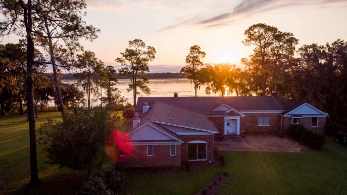 Leon County Property Gets National Spotlight: Sellers Asking $29.6 Million
