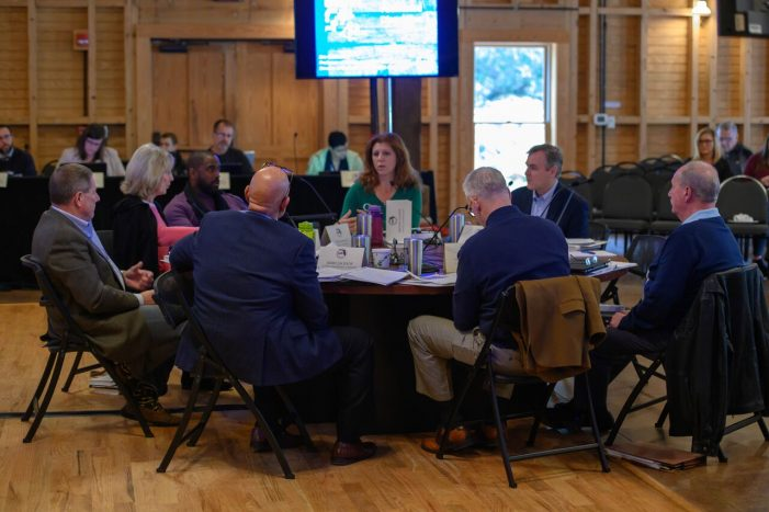 Leon County Commission Holds Annual Retreat