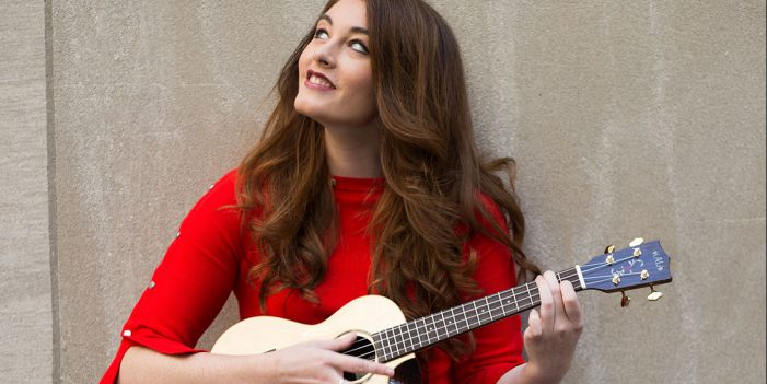 Mandy Harvey Performing at FSU's Opperman Music Hall