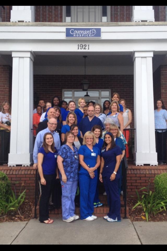 Convenant Hospice Is A Home Away From Home And More…