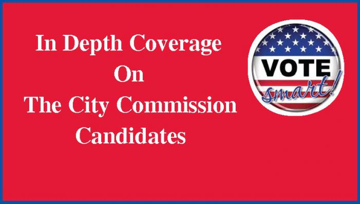 City Candidates On The Issues