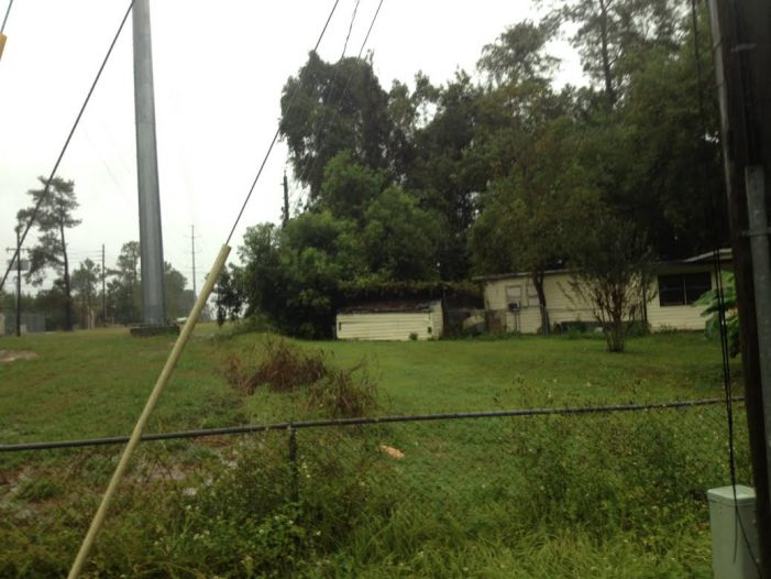 Drainage Issue has Citizen Feeling Ignored by the City of Tallahassee