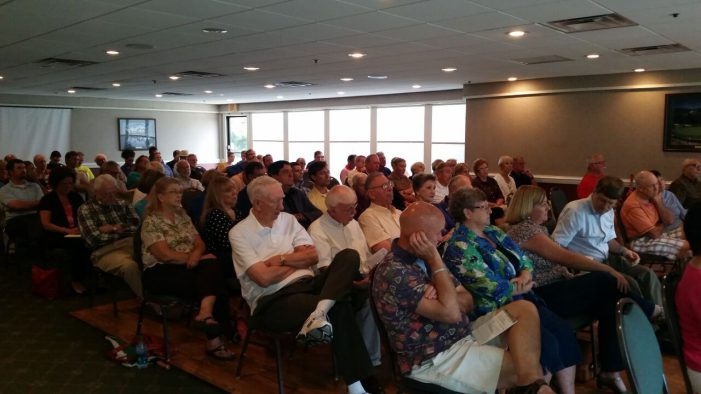 City Commissioners Get Input at Town Hall on Budget