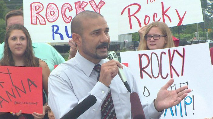 Rocky Hanna 2016 Superintendent Campaign: Twenty-Six Donations from One Address