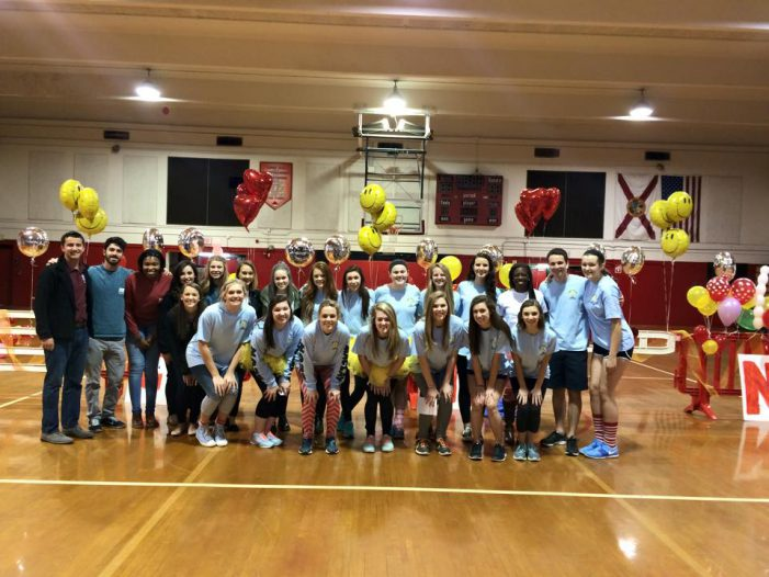 Local High Schools Host Dance Marathons Benefiting Children's Miracle Network