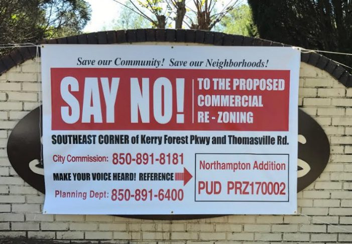 Another Land Use Controversy