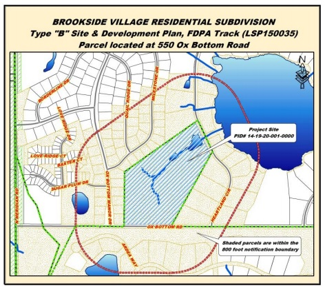 Brookside Village Development Approved Over HOA Objections, $4,000 in Campaign Contributions Questioned