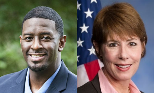 Poll: Graham Leads Gillum, Putnam ahead of DeSantis