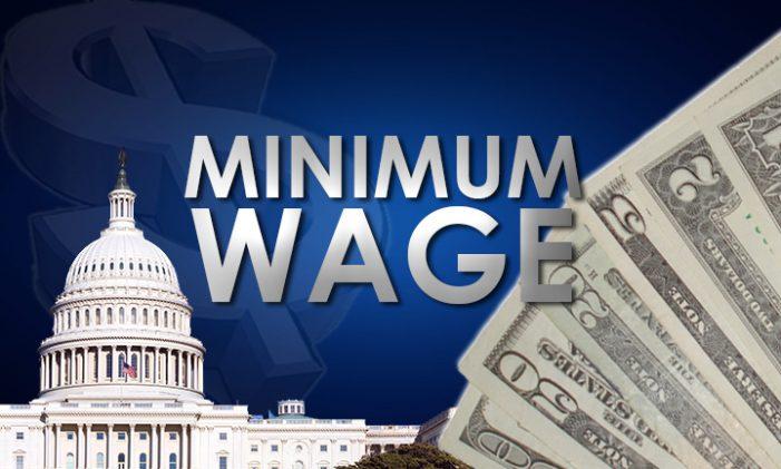 Minimum Wage Measure Set for More Analysis