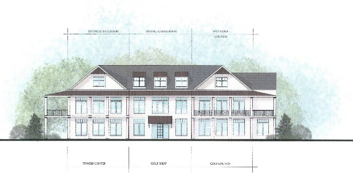Killearn Country Club Releases Drawings for Renovation