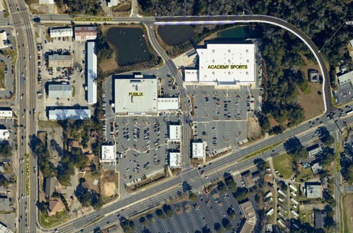 City Commission Approves FDOT Funds for Weems Road Extension