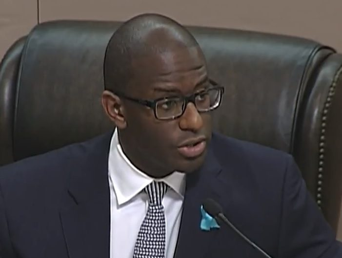 "Andrew Gillum Continues ""Poll Tax"" Narrative Despite Facts"