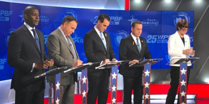 Democratic Debate Ramps Up Before Primary