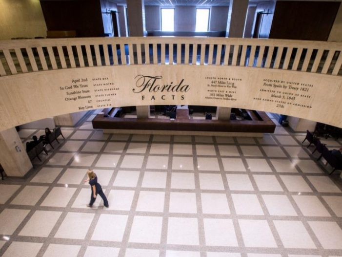 County Commissioners Approve 2020 Florida Legislative Session Final Report