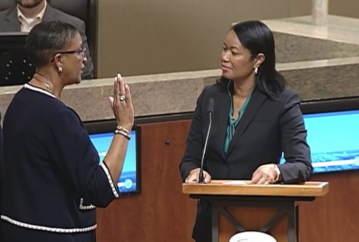 City Commission Appoints Dr. Elaine Bryant to Fill Vacancy