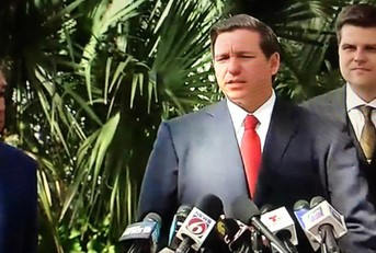 DeSantis Touts Top Higher Ed Ranking
