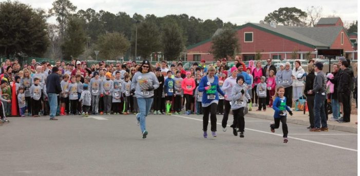 Trent Trot Takes Place Saturday at Roberts Elementary