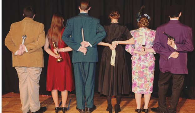 "CCS Theatre Department Presents ""Clue on Stage"""