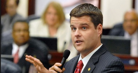 Florida Bar Investigates Gaetz Tweet
