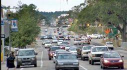 Leon County Report: Ten Roads Operating Below Minimum Traffic Standards