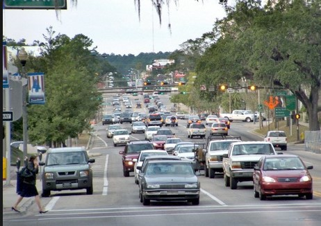 Leon County Report: Ten Roads Operating Below Minimum Traffic Standards