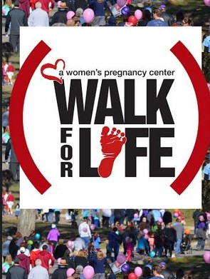 Together … Changing Hearts, Saving Lives: Walk for Life 2019