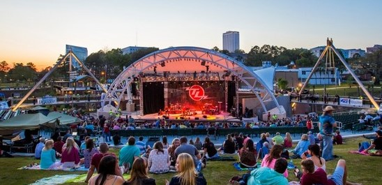 Leon County Announces Two Upcoming Shows at Capital City Amphitheater