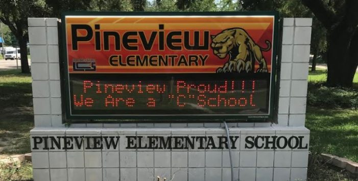 "Pineview's ""EPIC"" Move from an F School to a C"